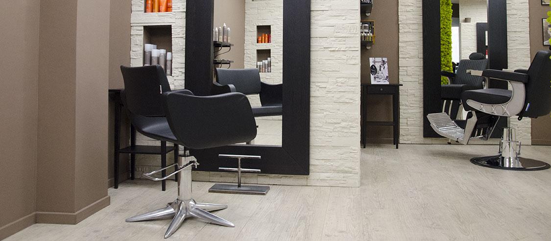 Poste barbier et coiffure